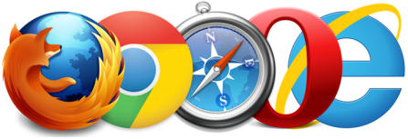 logo browser